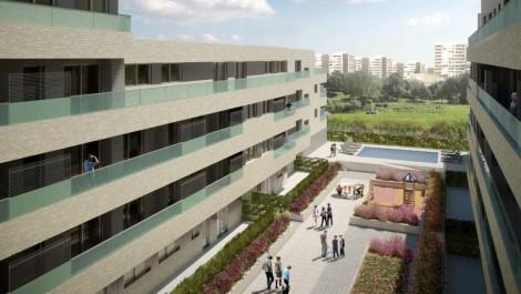 Pisos a 2.300€ el metro cuadrado o cómo romper los precios de la vivienda en Madrid