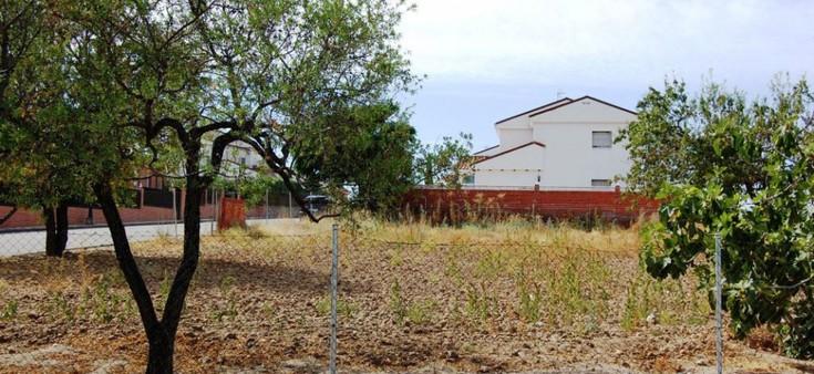 Terreno urbano en venta en El Álamo