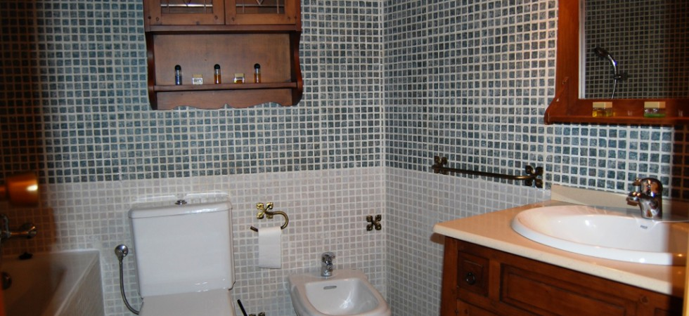 Piso bajo 2 dormitorios 2 baños en alquiler El Álamo