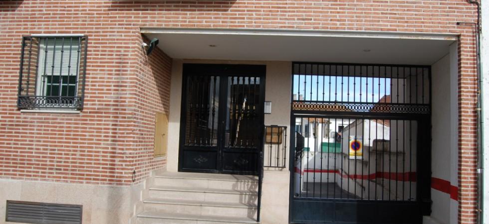 Piso en venta en El Álamo 2 dormitorios plaza de parking