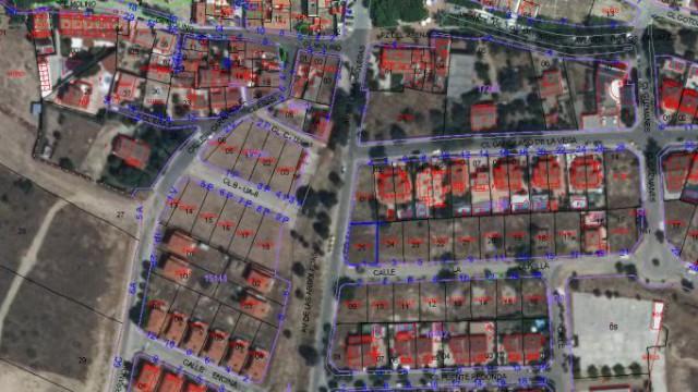 Venta parcela urbana en Batres