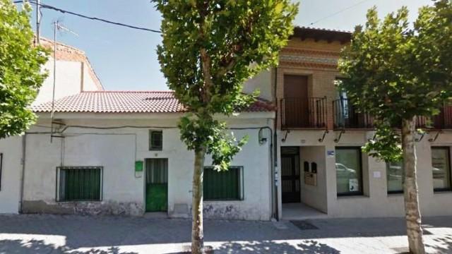 Venta casa de pueblo finca urbana El Álamo