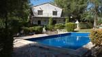Venta chalet independiente con piscina en El Álamo