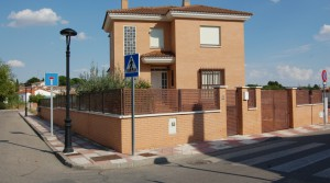 Alquiler chalet independiente en El Álamo