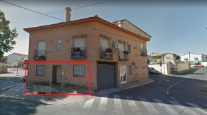 Venta casa adosada céntrica en El Álamo