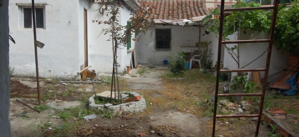 Venta casa planta baja de pueblo céntrica en El Álamo