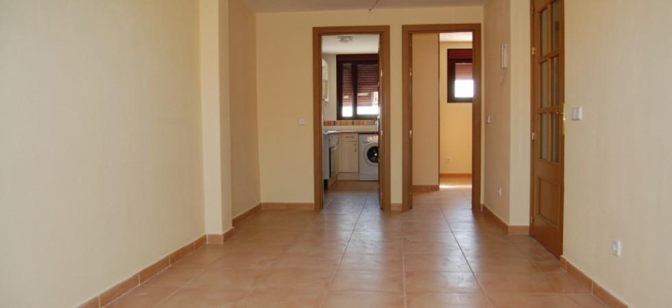Venta de piso 1 dormitorio y plaza de parking en El Álamo