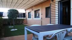 Alquiler piso bajo con dos patio en Navalcarnero