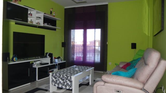 Venta piso 2 dormitorios 2 baños garaje y ascensor en El Álamo