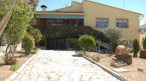 Venta chalet independiente en El Álamo