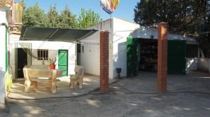 Finca con vivienda en termino de Casarrubios del Mote Urb, Cardenal ID 621VP