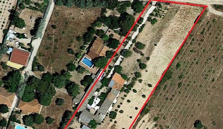 venta finca El en Álamo 6400m² con viviendas