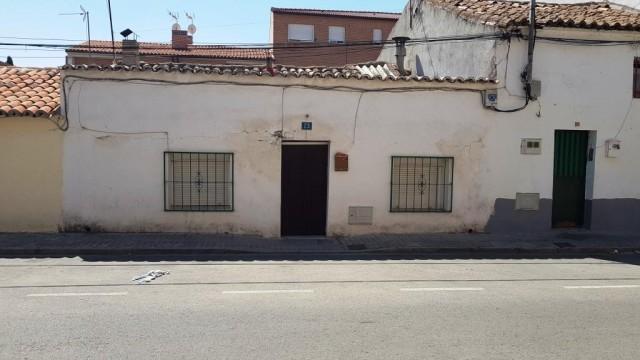 Venta casa de pueblo en El Álamo