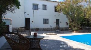 Venta chalet independiente en El Álamo con piscina 210.000€