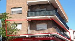 Venta piso céntrico en El Álamo 3 dormitorios 2 baños